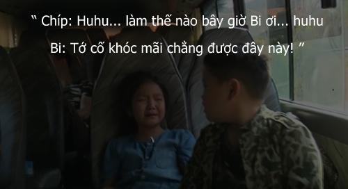 Những phát ngôn hài hước của bi béo trong bố ơi mùa 2 - 3