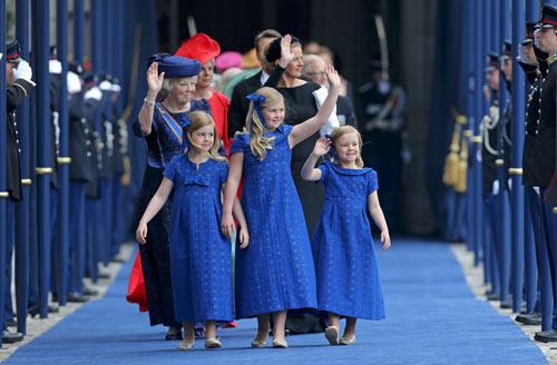 Những tiểu công chúa xinh đẹp hút hồn của hoàng gia thế giới