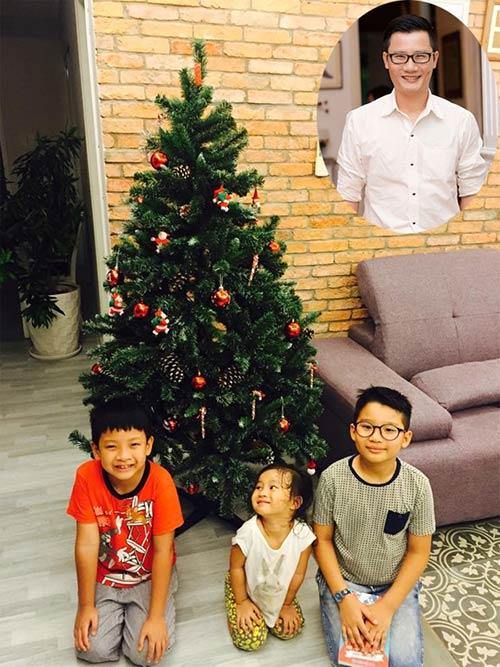 Noel 2015 sang chảnh của dàn nhóc tì nhà sao việt - 4