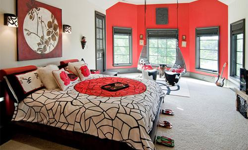 Phòng ngủ kiểu châu á - 1