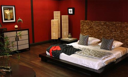 Phòng ngủ kiểu châu á - 4