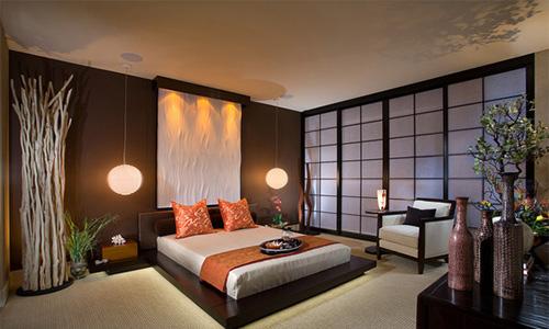 Phòng ngủ kiểu châu á - 5