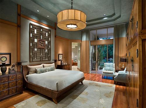 Phòng ngủ kiểu châu á - 6
