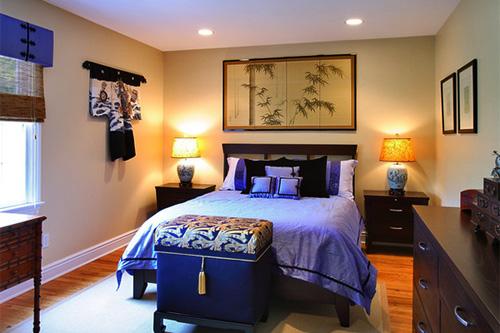Phòng ngủ kiểu châu á - 7