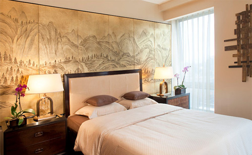 Phòng ngủ kiểu châu á - 11