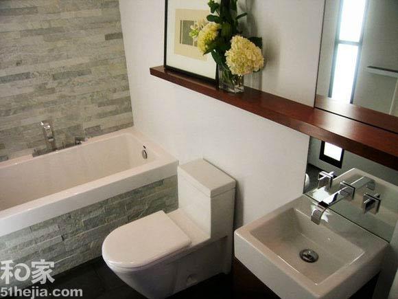 Phòng vệ sinh 3m2 thoải mái xây bồn tắm - 5