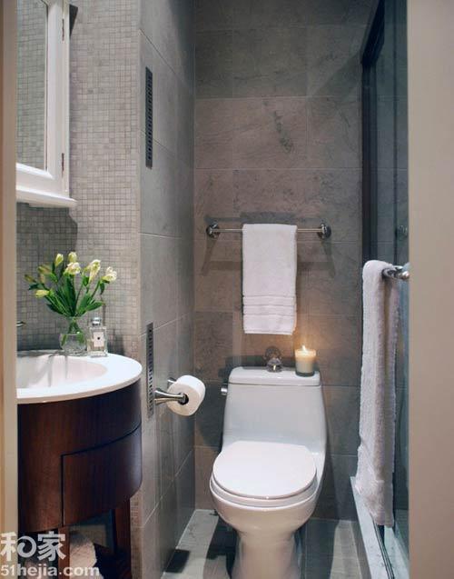 Phòng vệ sinh 3m2 thoải mái xây bồn tắm - 6