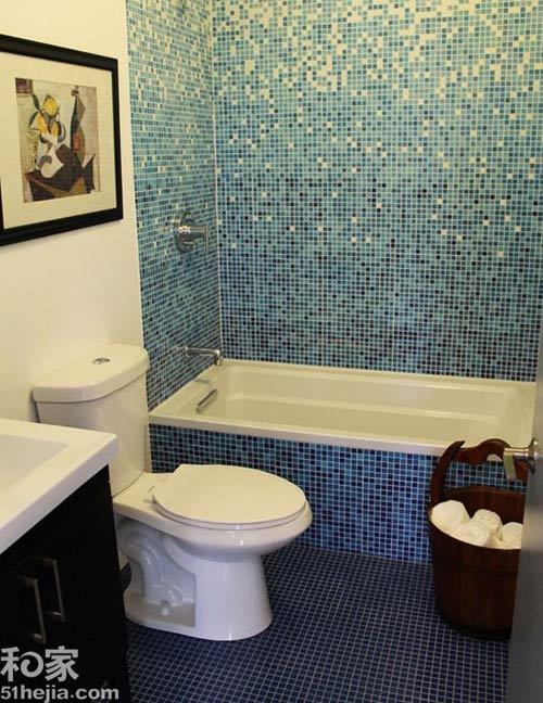 Phòng vệ sinh 3m2 thoải mái xây bồn tắm - 7