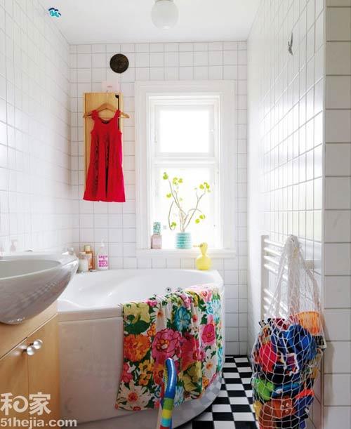 Phòng vệ sinh 3m2 thoải mái xây bồn tắm - 8
