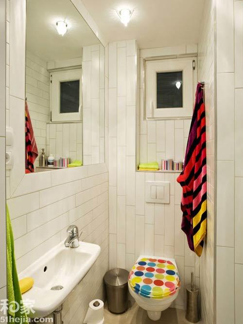 Phòng vệ sinh 3m2 thoải mái xây bồn tắm - 9