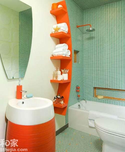 Phòng vệ sinh 3m2 thoải mái xây bồn tắm - 10