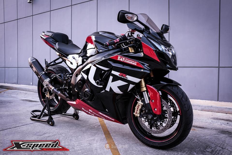 Suzuki gsx-r1000 độ đầy thể thao phong phiên bản yoshimura - 1