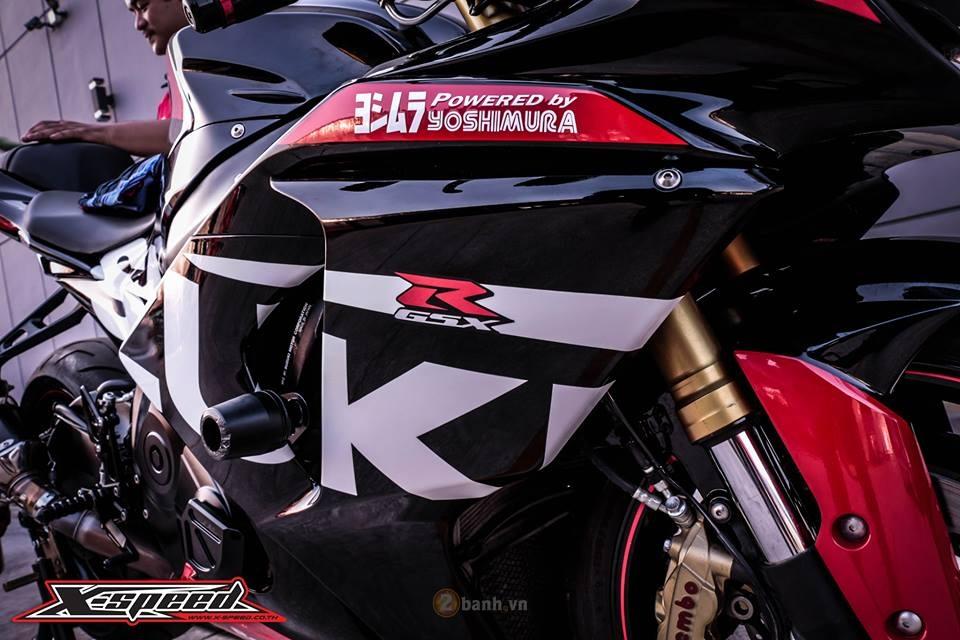 Suzuki gsx-r1000 độ đầy thể thao phong phiên bản yoshimura - 3