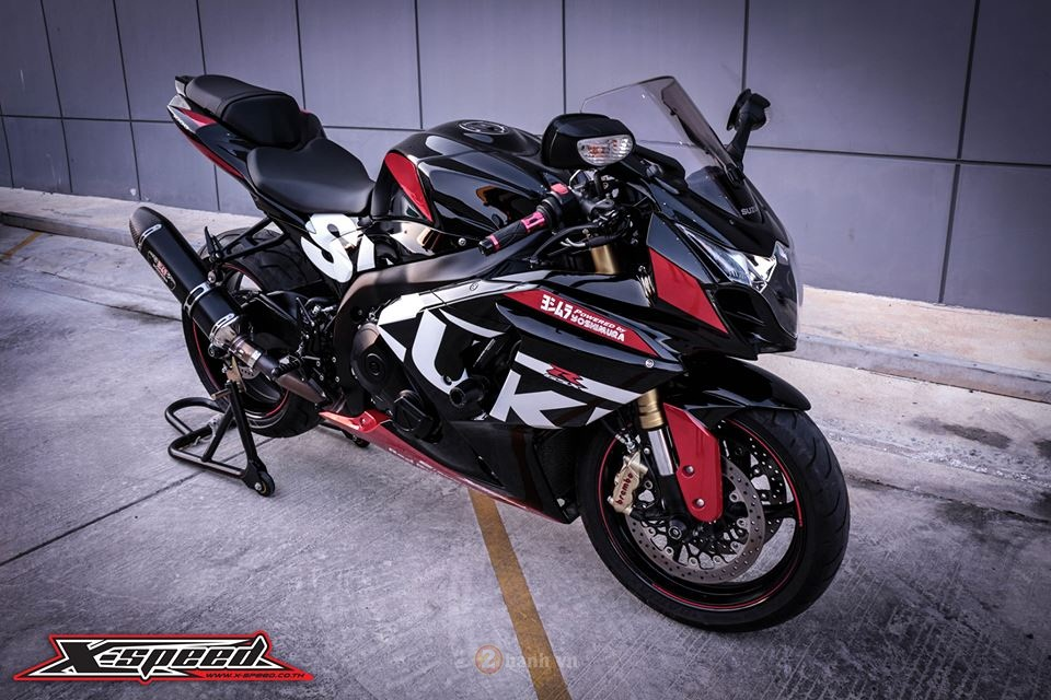 Suzuki gsx-r1000 độ đầy thể thao phong phiên bản yoshimura - 5