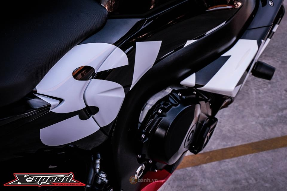 Suzuki gsx-r1000 độ đầy thể thao phong phiên bản yoshimura - 6