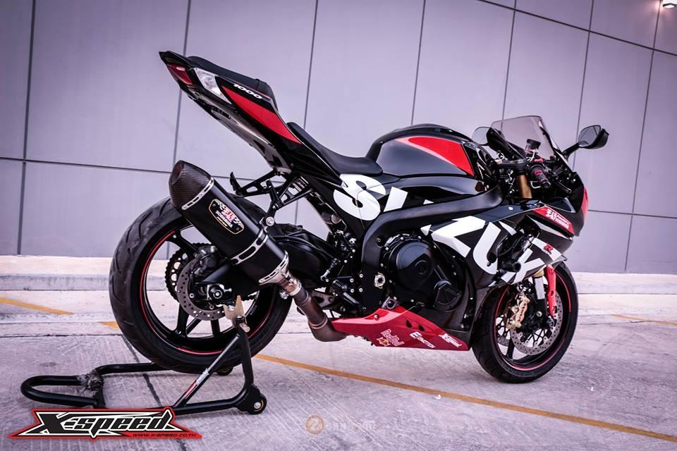 Suzuki gsx-r1000 độ đầy thể thao phong phiên bản yoshimura - 9