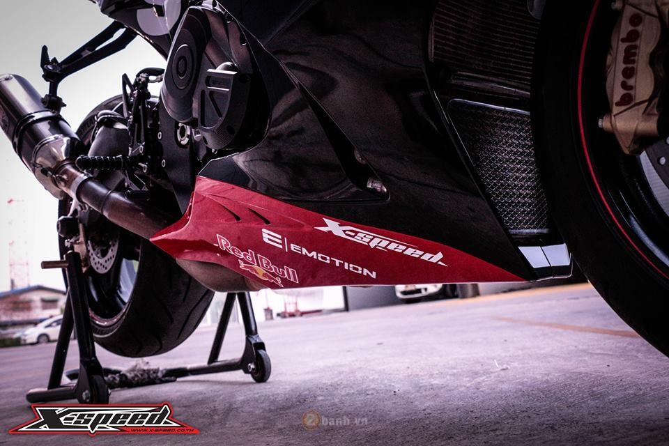 Suzuki gsx-r1000 độ đầy thể thao phong phiên bản yoshimura - 11
