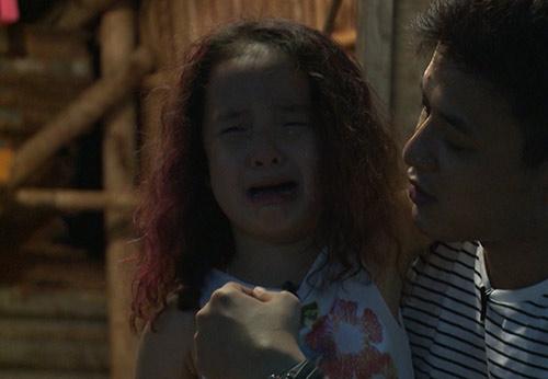Tập 7 bố ơi mùa 3 con gái hồng đăng khóc nức nở vì phải xa bố nửa đêm - 2