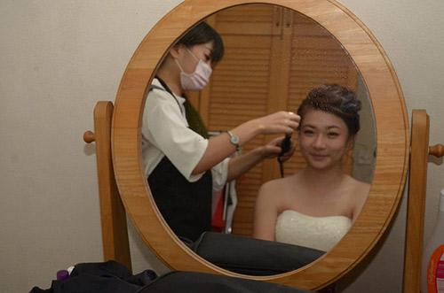 Thêm một bộ ảnh cưới thảm họa của cặp đôi singapore - 5