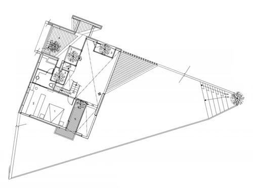 Thiết kế hợp lý cho mảnh đất méo - 1