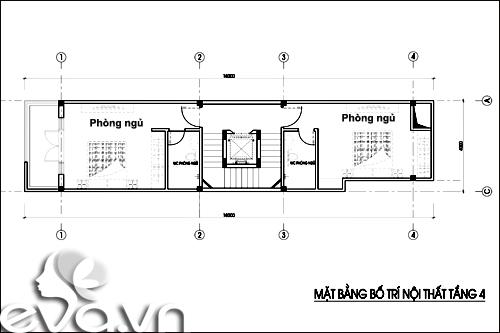 Thiết kế nhà ở kết hợp cho thuê trên đất 72m2 - 5