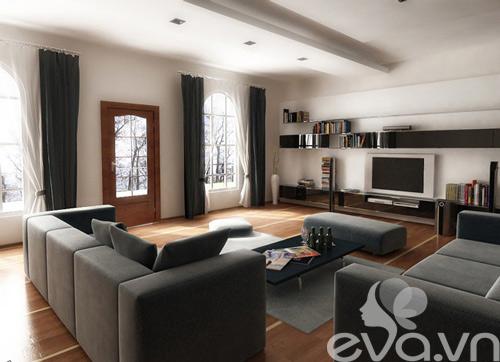 Thiết kế nhà ở kết hợp cho thuê trên đất 72m2 - 9