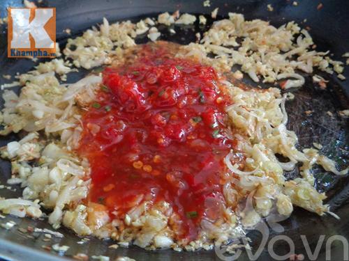 Thịt gà khô xé sợi cay ngọt để dành ăn dần - 6
