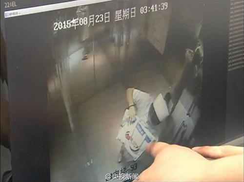 Tq sảy thai cô gái giả làm y tá vào bv bắt cóc trẻ sơ sinh - 1