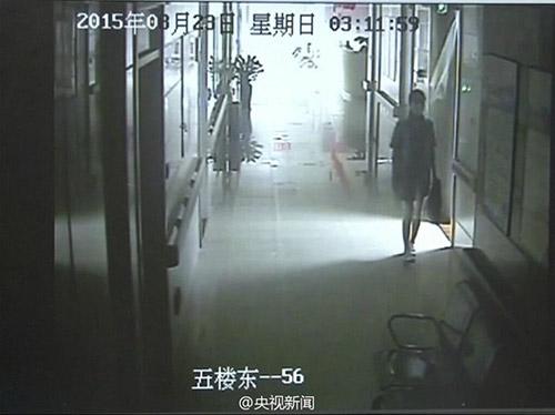 Tq sảy thai cô gái giả làm y tá vào bv bắt cóc trẻ sơ sinh - 2