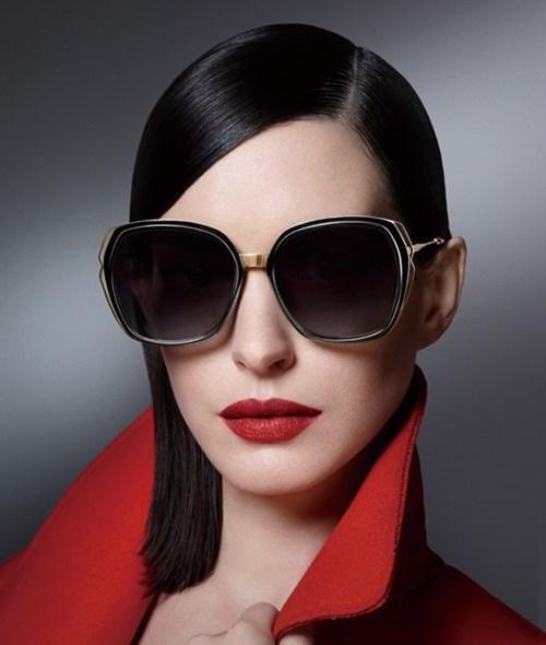 Trở thành quý cô thời trang thập niên 50 với mắt kính bolon - 2