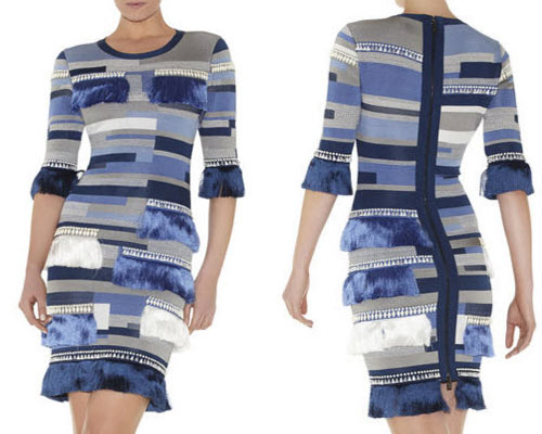 Váy hot nhất tuần hàng hiệu 100 triệu của thu minh - 2