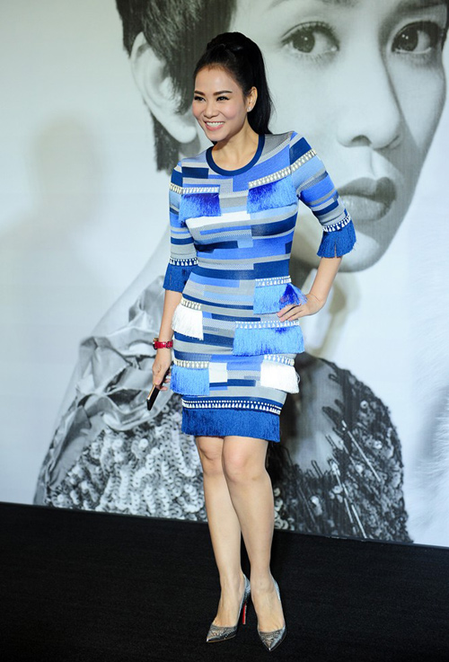 Váy hot nhất tuần hàng hiệu 100 triệu của thu minh - 4