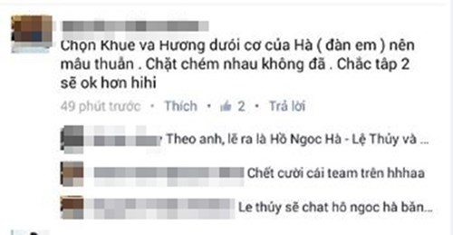 Vừa lên sóng the face vietnam bị chê xem quá buồn ngủ - 6