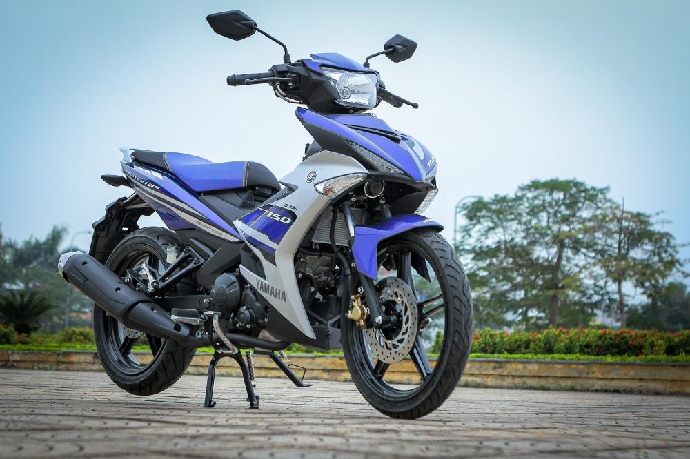 Yamaha exciter 150 mang lại vẻ đẹp thể thao - năng động - 1