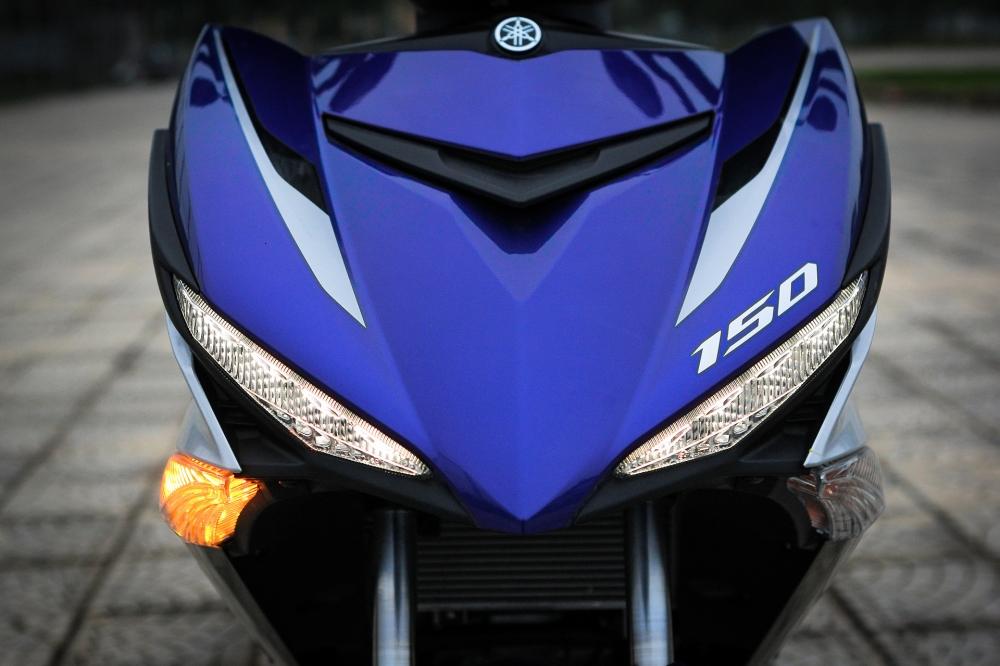 Yamaha exciter 150 mang lại vẻ đẹp thể thao - năng động - 3