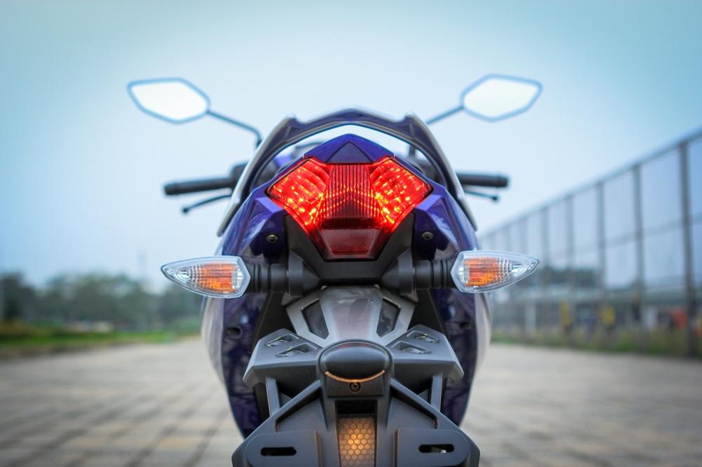 Yamaha exciter 150 mang lại vẻ đẹp thể thao - năng động - 4