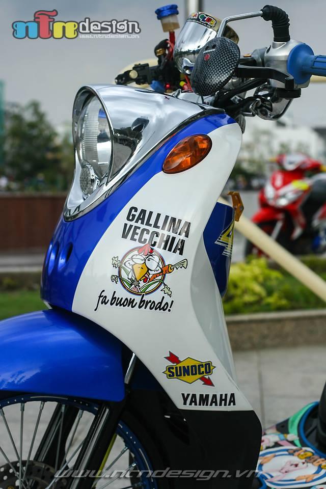 Yamaha mio classico độ kiểng gọn nhẹ thu hút