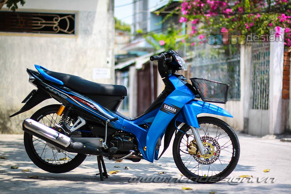 Yamaha sirius độ kiểng phiên bản học sinh - 1