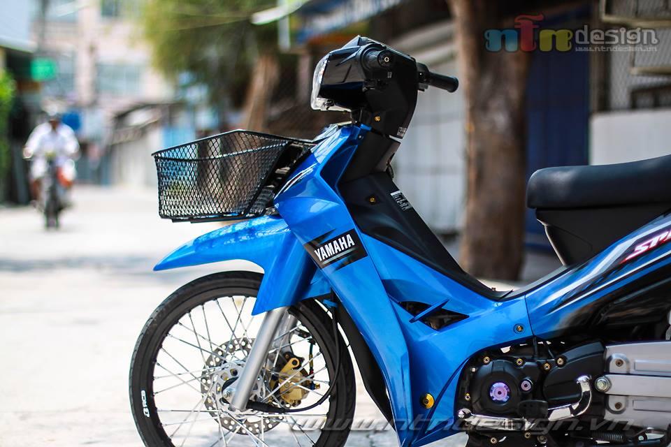 Yamaha sirius độ kiểng phiên bản học sinh - 2