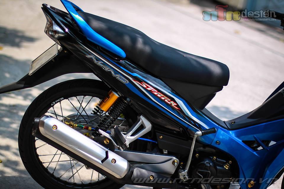 Yamaha sirius độ kiểng phiên bản học sinh - 3