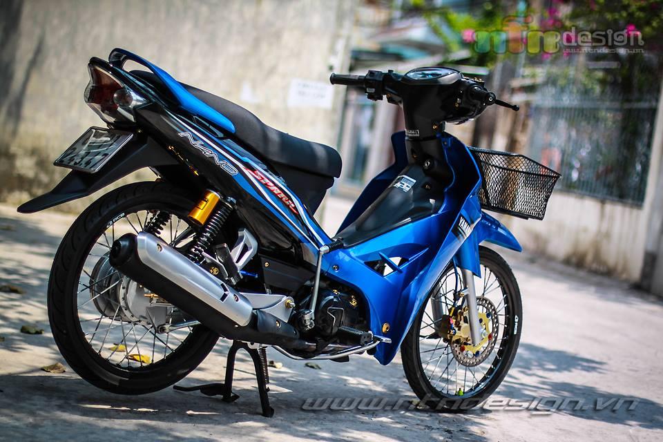 Yamaha sirius độ kiểng phiên bản học sinh - 5