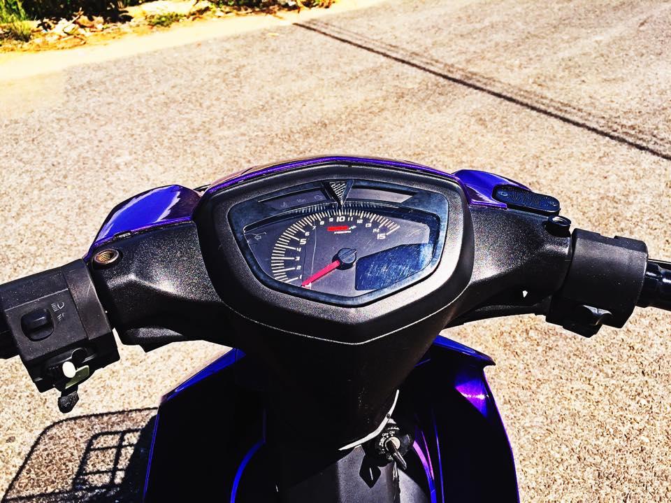 Yamaha sirius độ phiên bản spark nano đầy phong cách - 3