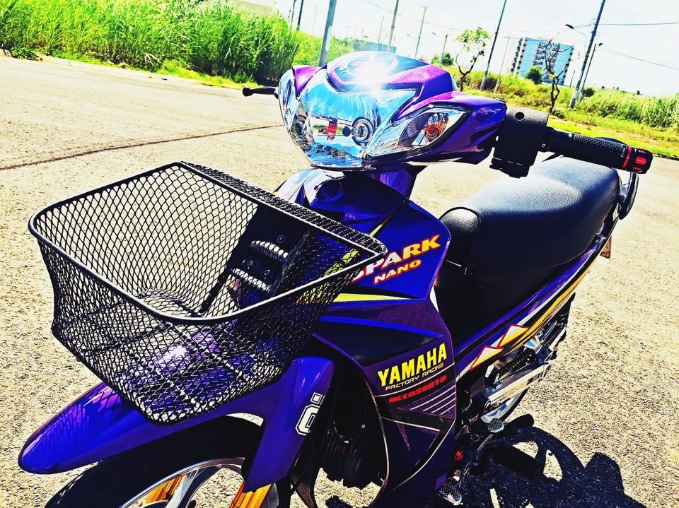 Yamaha sirius độ phiên bản spark nano đầy phong cách - 6
