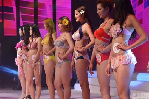 12 cô gái khoe vòng 1 sexy trong cuộc thi ngực đẹp - 13