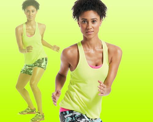 Bài tập 15 phút giúp chị em giảm cân và linh hoạt - 1