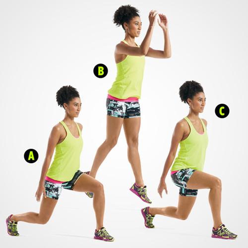 Bài tập 15 phút giúp chị em giảm cân và linh hoạt - 3
