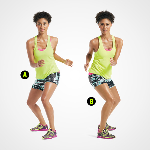 Bài tập 15 phút giúp chị em giảm cân và linh hoạt - 5