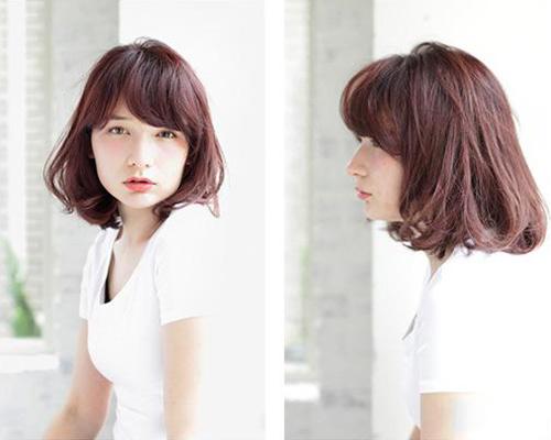 Các kiểu tóc ngắn giúp chị em trẻ thêm vài tuổi - 1