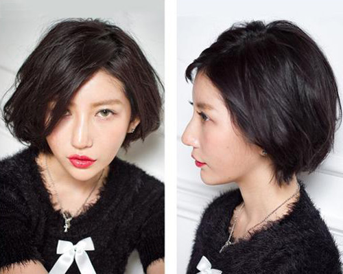 Các kiểu tóc ngắn giúp chị em trẻ thêm vài tuổi - 8