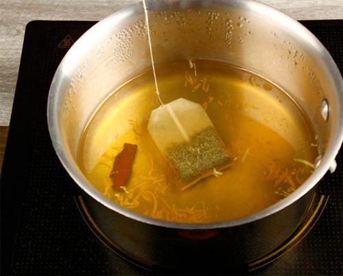 Cách chế nước trà xanh với chanh giúp giảm cân nhanh - 8